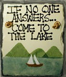 COME TO THE LAKE