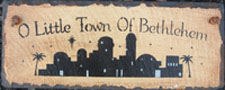 OH LITTLE TOWN OF BETHLEHEM