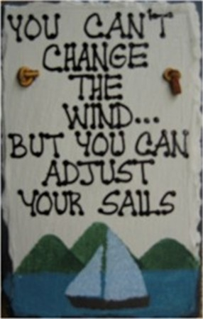 CHANGE THE WIND