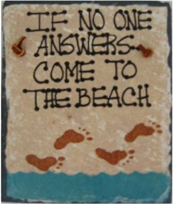 COME TO THE BEACH